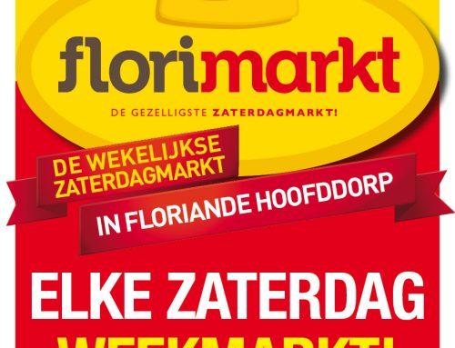 De gezellige Florimarkt