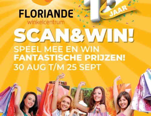Scan & Win prijzenfestival